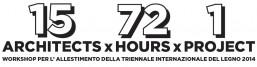 WORKSHOP PER L'ALLESTIMENTO DELLA TRIENNALE INTERNAZIONALE DEL LEGNO 2014