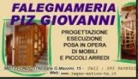 Falegnameria legno antico di Piz Giovanni