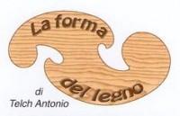 La forma del legno di Telch Antonio